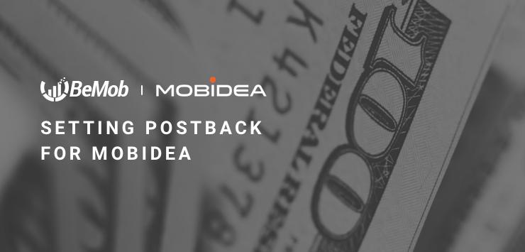 Mobidea postback