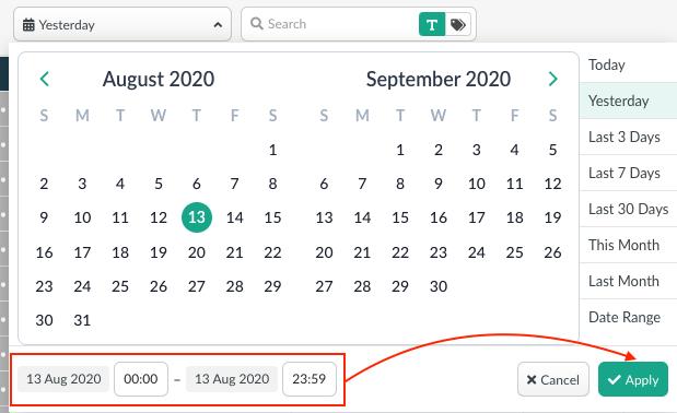calendar bemob